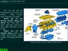 Bài giảng Kết cấu động cơ đốt trong: Chương 2 -  Cơ cấu phát lực