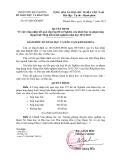 Quyết định số: 647/QĐ-SGD&DT Khánh Hòa