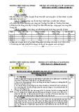 Đề thi HK 1 môn Địa Lý lớp 12 năm 2010-2011 - Trường THPT Buôn Ma Thuột - Mã đề 1