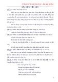 Tuyển tập 12 đề kiểm tra học kỳ I lớp 5 môn Tiếng Việt