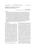 Nghiên cứu cơ cấu đầu tư trực tiếp ra nước ngoài của Việt Nam