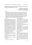 Đánh giá thực trạng công tác giao, cho thuê đất của các tổ chức trên địa bàn thành phố Thái Nguyên
