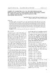 Nghiên cứu ảnh hưởng của các mức bón phân đạm ure đến năng suất và dư lượng nitrat trong giống rau cải bắp NS – Cross vụ đông 2013 tại phường Quang Vinh, thành phố Thái Nguyên