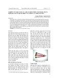 Nghiên cứu khả năng ức chế ăn mòn thép CT38 trong dung dịch HCl 1M của dịch chiết cây thuốc lá Thái Nguyên