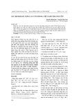 Xác định hàm lượng Cd và Pb trong chè xanh Thái Nguyên