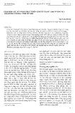 Giải pháp chủ yếu nhằm phát triển kinh tế trang trại ở vùng ven biển thành phố Yên Bái - Tỉnh Yên Bái
