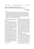 Công tác giải phóng mặt bằng xây dựng Đại học Thái Nguyên – thực trạng và một số đề xuất