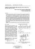Nghiên cứu thiết kế điều khiển thụ động cho lò phản ứng hoá học liên tục (CSTR)