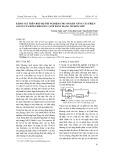 Khảo sát trên hợp bộ thí nghiệm CMC -356 khả năng cải thiện sai số của rơle khoảng cách bằng mạng nơ- ron MLP