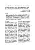 Ảnh hưởng của tuổi và một số chỉ tiêu hình thái cây cá lẻ đến tỷ suất dăm gỗ keo lá tràm (aAcacia auriculiformis A.Cunn ex Ben) trong sản xuất dăm gỗ ở tỉnh Thái Nguyên