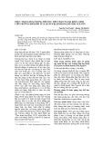 Thực trạng hoạt động thể dục thể thao ngoại khóa sinh viên trường ĐH Kinh tế & Quản trị Kinh doanh Thái Nguyên