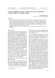 Lý luận, phê bình văn học và diễn ngôn lý luận, phê bình văn học (những vấn đề khái niệm)