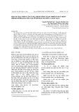 Một số đặc điểm lâm sàng, bệnh tích ở lợn nhiễm giun tròn Trichocephalus suis tại tỉnh Thái Nguyên và Bắc Kạn
