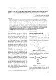 Nghiên cứu khả năng hấp phụ thuốc nhuộm reactive blue 19 (RB19) và basic violet 4 (BV4) trên quặng mangang Cao Bằng