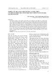 Nghiên cứu khả năng sinh trưởng và phát triển của một số giống hoa tulip nhập nội vụ Đông Xuân 2013-2014 tại Thái Nguyên