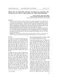 Những yếu tố ảnh hưởng tới việc tạo động lực làm việc cho cán bộ tại các chi cục thuế thuộc cục thuế tỉnh Vĩnh Phúc