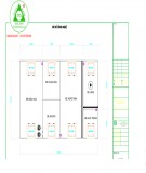 Bản vẽ Hệ thống xử lý nước thải các bể chứa nước - Model 07