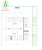 Bản vẽ Hệ thống xử lý nước thải các bể chứa nước - Model 01