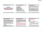 Bài giảng Quản trị ngân hàng thương mại: Chương 1 - Đại học Văn Hiến