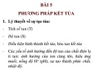 Bài giảng Hóa phân tích: Bài 5 - ThS. Nguyễn Văn Hòa