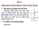 Bài giảng Hóa phân tích: Bài 3.2 - ThS. Nguyễn Văn Hòa
