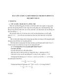 Bài giảng Xử lý thống kê với phần mềm SPSS - Bài 2: Ước lượng và kiểm định giá trị trung bình của một biến chuẩn