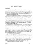 Bài giảng Xử lý thống kê với phần mềm SPSS - Bài 5: Phân tích hồi quy