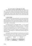 Bài giảng Xử lý dữ liệu trong sinh học với phần mềm Excel - Bài 2: Ước lượng và kiểm định giả thiết