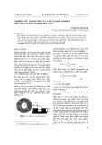 Nghiên cứu ảnh hưởng của cấu tạo đĩa nghiền đến chất lượng nghiền bột giấy