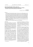 Giảng dạy học phần cơ học lượng tử cho ngành Sư phạm Vật lý trường Đại học Sư phạm – Đại học Thái Nguyên