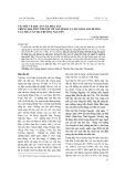Vài nét về dấu ấn văn hóa Tày trong hai tiểu thuyết Rễ người dài và Mùa hoa dải đường của nhà văn Ma Trường Nguyên