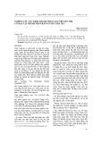 Nghiên cứu xác định thành phần loài nhuyễn thể có mặt tại thành phố Thái Nguyên năm 2013