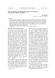 Yếu tố ngoài cốt truyện mang dấu ấn dân gian trong tiểu thuyết Vi Hồng