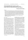 Giảng dạy học phần những nguyên lý cơ bản của chủ nghĩa Mac-Lenin trường Đại học sư phạm – Đại học Thái Nguyên theo phương pháp dạy học tích cực