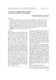 Vai trò của nữ giới trong gia đình qua một số nghiên cứu xã hội học