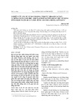 Nghiên cứu sản xuất rau họ hoa thập tự (Brassicaceae) vụ đông xuân năm 2009 – 2010 tại Thái Nguyên bằng việc sử dụng dung dịch ngâm quả cà độc dược (Datura metel linnaeus)