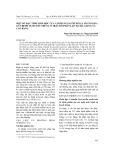 Một số đặc tính sinh học của vi khuẩn Pasteurella multocida gây bệnh tụ huyết trùng ở trâu bò phân lập tại Hà Giang và Cao Bằng