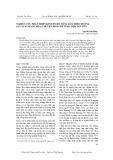 Nghiên cứu phát triển kinh tế hộ nông dân theo hướng sản xuất hàng hoá ở huyện Đồng Hỷ tỉnh Thái Nguyên