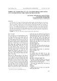 Nghiên cứu ảnh hưởng của các loại hom trong nhân giống cây cẩm nhuộm màu thực phẩm tại Thái Nguyên