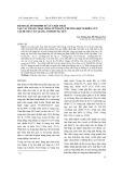 Đánh giá tình hình xử lý chất thải tại các trang trại chăn nuôi lợn: trường hợp nghiên cứu tại huyện Văn Giang, tỉnh Hưng Yên