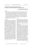 Lao động nữ dân tộc thiểu số huyện Võ Nhai - tỉnh Thái Nguyên với phát triển kinh tế hộ gia đình