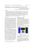 Kết hợp hệ mờ và giải thuật di truyền giải bài toán tối ưu