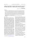 Nghiên cứu đặc điểm tái sinh rừng trên núi đá vôi tại khu bảo tồn thiên nhiên Thần Sa – Phượng Hoàng, tỉnh Thái Nguyên