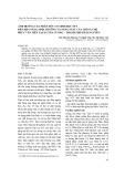 Ảnh hưởng của phân hữu cơ sinh học NTT đến khả năng sinh trưởng và năng suất của giống chè Phúc Vân Tiên tại xã Tân Cương – thành phố Thái Nguyên