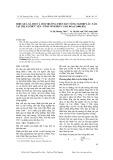 Hiệu quả xã hội và môi trường trên đất nông nghiệp lâu năm tại thị xã Phúc Yên - tỉnh Vĩnh Phúc giai đoạn 2008-2011