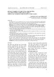 Kết quả nghiên cứu khả năng sinh trưởng của giống bưởi Sa Điền (Trung Quốc) trồng tại Cao Bằng, Thái Nguyên và Bắc Giang