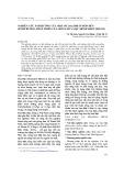 Nghiên cứu ảnh hưởng của một số loại phân bón đến sinh trưởng, phát triển của giống dưa Mật (Honeydew melon)
