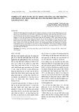 Nghiên cứu một số yếu tố tác động tới công tác bồi thường, giải phóng mặt bằng trên địa bàn thành phố Thái Nguyên giai đoạn 2011 - 2013