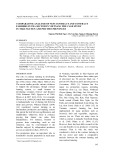 Comparative analysis of non contract and contract farmers in tea sector in Vietnam: the case study in Thai Nguyen and Phu Tho provinces