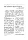Ảnh hưởng của thời vụ đến năng suất và chất lượng giống ngô nếp lai HN88 tại Thái Nguyên